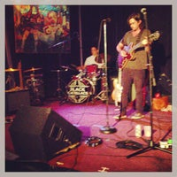 Photo taken at The Soapbox Laundro Lounge by john m. on 5/18/2013