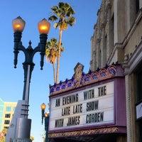 Photo taken at El Portal Theatre by Phil B. on 5/13/2016