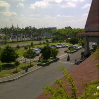 Photo taken at Jogja Expo Center (JEC) by Arif S. on 9/29/2012