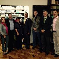 Photo taken at Consulado Geral do México by Luis V. on 6/12/2015