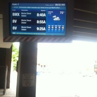Photo taken at Boulder Transit Center by victor b. on 7/12/2013