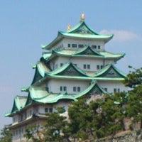 Photo taken at Nagoya Castle by mattari d. on 4/5/2013