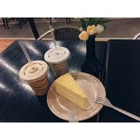 Photo taken at Jesselton Coffee by Sharon S. on 12/13/2014