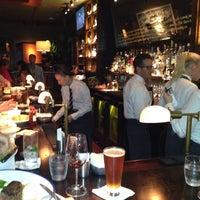 Photo taken at East Hampton Grill by jon p. on 7/14/2013