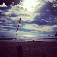 Photo taken at Costa Lanta Resort Koh Lanta by Erik on 11/17/2013