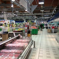 Photo taken at Ipercoop by Stefano C. on 3/10/2013