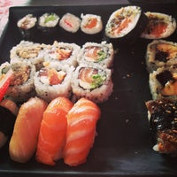 Photo taken at Sushi Drive by Anderson A. on 3/4/2013