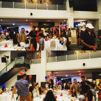 Photo taken at Sector Bar and Restaurant by Angga S. on 1/27/2016