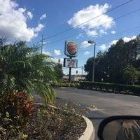 Photo taken at Burger King by Joe B. on 11/3/2016