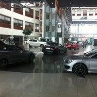 Photo taken at Mercedes-Benz Nederland B.V. by Casper d. on 5/14/2014