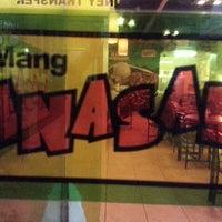 Photo taken at Mang Inasal by Alan S. on 7/23/2013