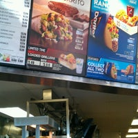 Photo taken at Taco Bell by Graham M. on 3/29/2013
