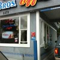 Photo taken at Dutch Bros. Coffee by Matthew H. on 10/11/2012