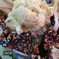 Photo taken at Ben & Jerry's by Yvonne H. on 5/19/2014