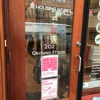 Photo taken at Housing Works Thrift Shop by Debra W. on 1/13/2017