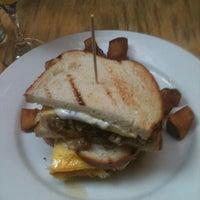 Photo taken at Equinox Restaurant & Bar by Karen D. on 1/20/2013