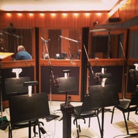 Photo taken at Capitol Studios & Mastering by Praveen S. on 4/9/2013