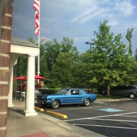 Photo taken at Chick-fil-A Edinburgh Commons by Ken D. on 7/1/2014
