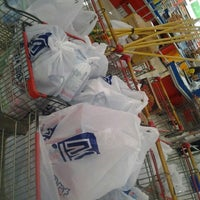 Photo taken at Multi Mart by Dewi S. on 1/24/2014