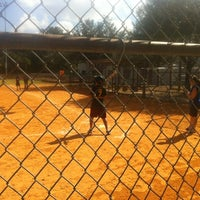Photo taken at Buddy Baseball by Portia W. on 11/3/2012