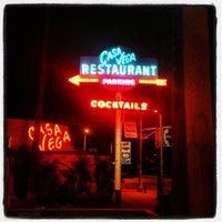 Photo taken at Casa Vega by Douglas P. on 5/5/2013