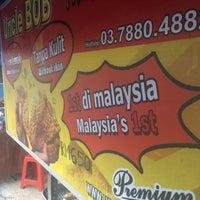 Photo taken at Pasar Malam Jalan Kuching by Ali S. on 5/6/2016