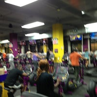 Photo taken at Planet Fitness by Riqi V. on 1/28/2013