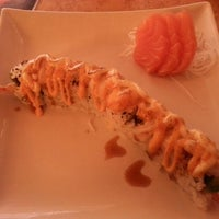 Photo taken at Sushi Island by T. Daphne V. on 4/10/2013