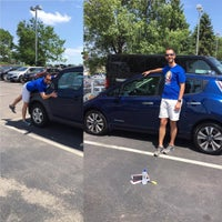 Photo taken at Walser Nissan by Tark K. on 6/25/2016