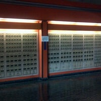 Photo taken at US Post Office by Comic-Con G. on 5/17/2013