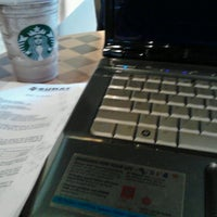 Photo taken at Starbucks Coffee by GUILLERMO S. on 6/29/2013