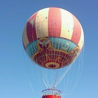 Photo taken at Disney Springs The Landing by Ollie G. on 11/17/2012