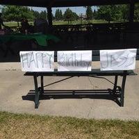 Photo taken at Franklin Park by Jenna C. on 6/8/2014