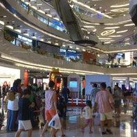Photo taken at Lippo Mall Kemang by Samuel P. on 1/1/2013