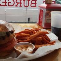 Photo taken at P.S. Burgers by Joe V. on 10/10/2014