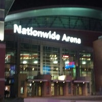 Photo taken at Nationwide Arena by Scott M. on 3/23/2013