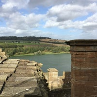 Photo taken at Linlithgow Palace by Daniela K. on 9/27/2016