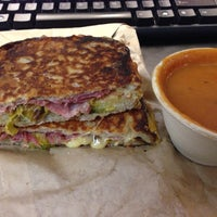 Photo taken at Morris Grilled Cheese Truck by Chelle . on 1/6/2014
