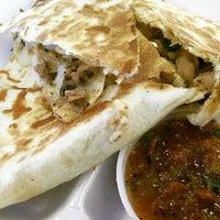 Photo taken at Currito :: Burritos without Borders by yasnori o. on 5/21/2015