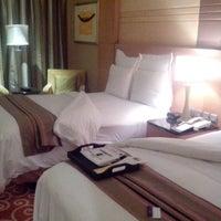 Photo taken at JW Marriott Hotel Medan by Debazz on 4/29/2013