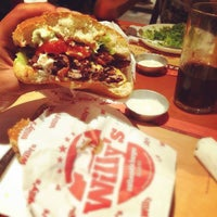 Photo taken at Willy's Authentic Burger by Willy's Authentic Burger on 2/5/2015
