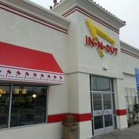 Photo taken at In-N-Out Burger by Otis B. on 12/8/2012