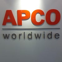 Photo taken at APCO Worldwide by Rowan B. on 6/25/2013