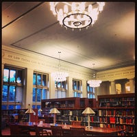 Photo taken at Harvard Law School Library by Danielle R. on 6/25/2013