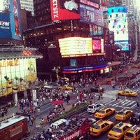 Photo taken at Times Square by Gabriel M. on 7/11/2013