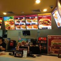 Photo taken at Burger King by takakoji on 4/8/2013