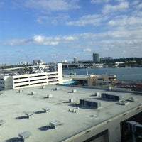 Photo taken at Port Everglades Terminal 25 by Darren Y. on 12/28/2012