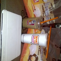 Photo taken at Dunkin' Donuts Citymall Tangerang by Agita A. on 4/23/2014