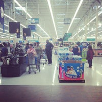 Photo taken at Walmart Supercenter by Reuel W. on 8/1/2013