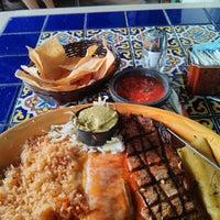 Photo taken at Las Casuelas Terraza by Kim C. on 7/7/2013